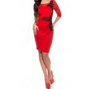 Rdeca-Obleka
