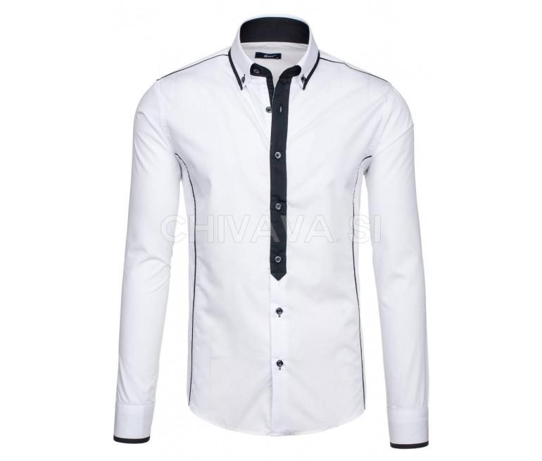 """Moška srajca """"BLACK OR WHITE"""""""